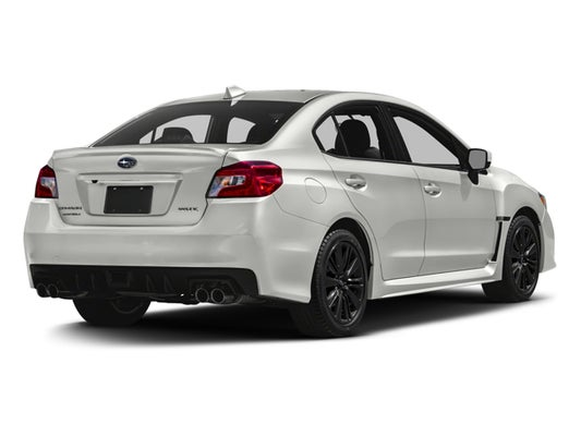 2017 Subaru Wrx Base In Albany Ny Goldstein Auto Group