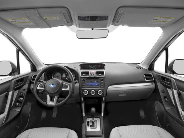 Subaru Forester White 2017   Motavera.com