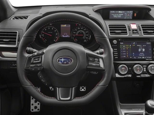 2018 Subaru Wrx Limited In Albany Ny Goldstein Auto Group
