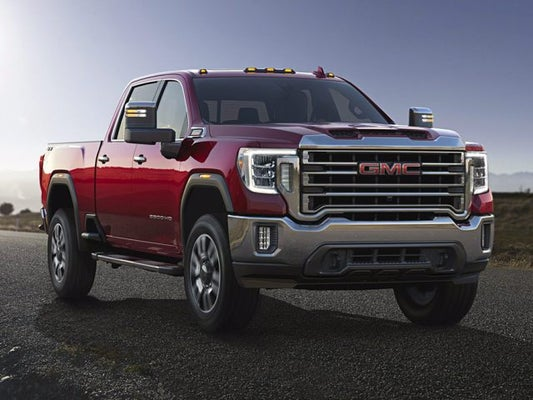 2020 GMC Sierra 2500HD Fleet/Base