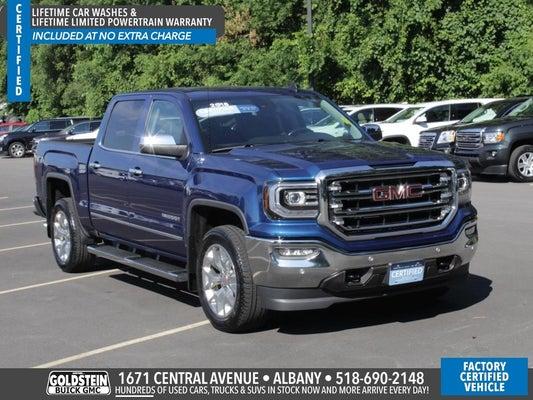 2018 Gmc Sierra 1500 Slt Albany Ny Schenectady Troy Clifton Park