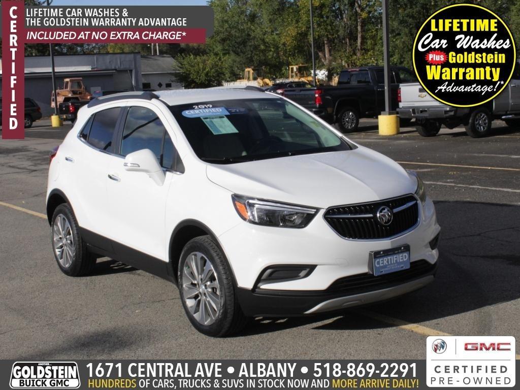 2019 Buick Encore Preferred Albany Ny Schenectady Troy Clifton