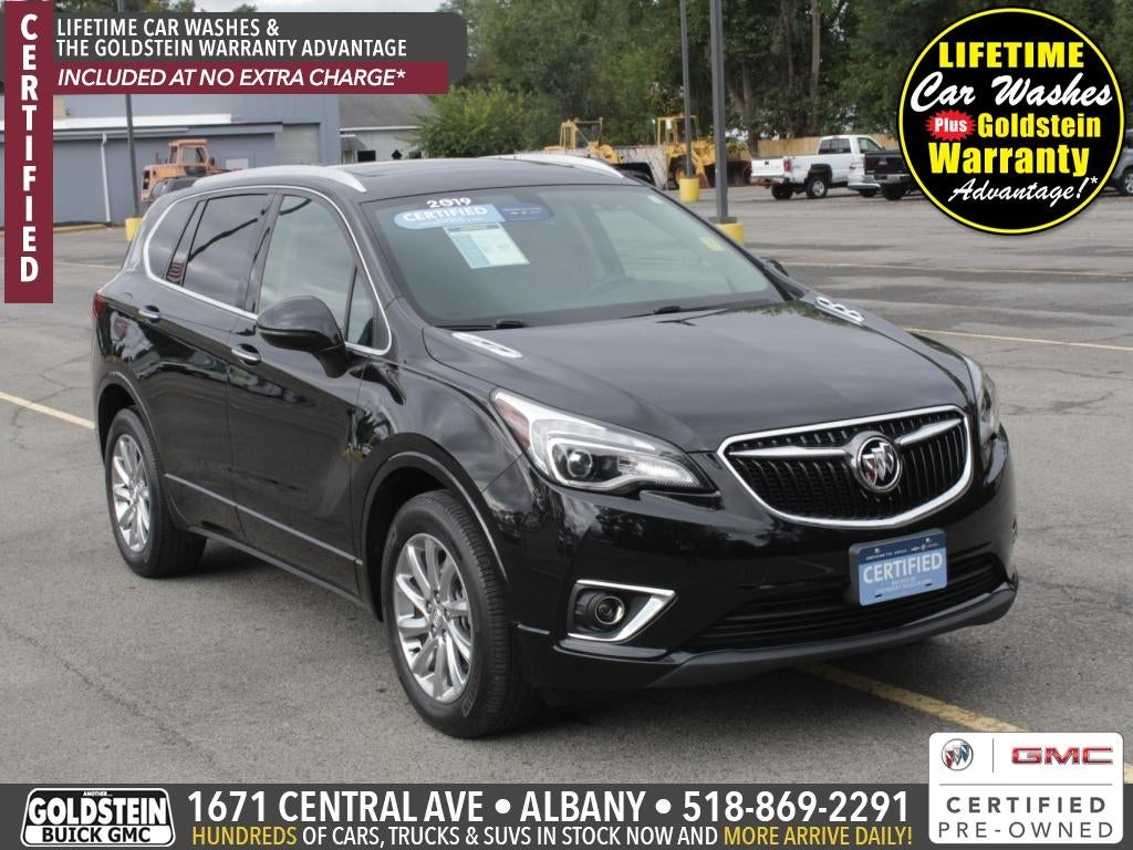 2019 Buick Envision Essence Albany Ny Schenectady Troy Clifton